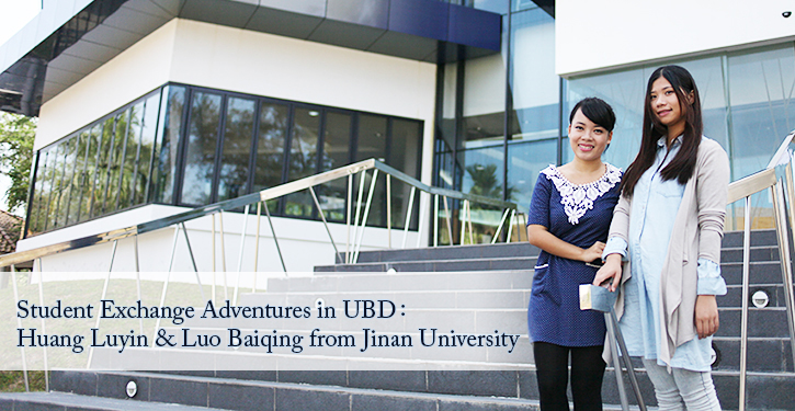 Universiti brunei darussalam student exchange adventures in ubd huang luyin luo baiqing from jinan university publicscrutiny Image collections